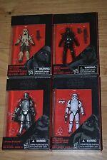 Star Wars Black Series Walmart Exclusive Rogue One Imperial Death Trooper Capt.