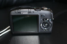 Used Canon PowerShot SX120 IS 10.0MP Camera - Black in excellent condition