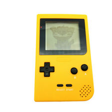 Refurbished Yellow Game Boy Pocket Game Console Gbp Console