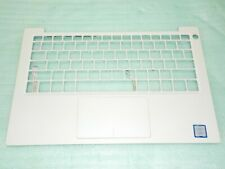 Genuine Dell XPS 13 9380 White Laptop Palmrest Touchpad Assembly 52FJR HUC 03