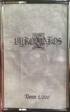 Vyrolakos – Demo 2,000 Cassette