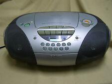 SONY CFD-S300 MEGABASS CD PLAYER/AM-FM RADIO/CASSETTE PLAYER BOOMBOX