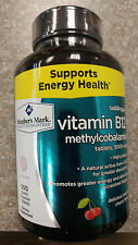 High Potency Vitamin B-12 5000 mcg 300 Sublingual Tablets B12 5000 mcg