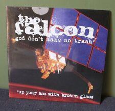 "The Falcon ""God"" 10"" LP OOP Alkaline Trio Lawrence Arms Slapstick Matt Skiba"