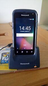 Honeywell CT50 Barcode Scanner CT50LON-C13SEO + Desktop Dock Charger