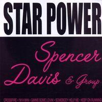 Spencer Davis Star power (16 tracks, 2002, & Group) [CD]