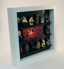 Display Frame for Lego Star Wars Empire Strikes Back minifigures invisible range