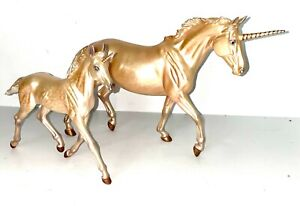 Breyer Rosalind and Rigel 712235 – Mythical Unicorn Mare and Foal FREE SHIPPING!