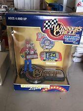 STARTING LINEUP 1997 NASCAR JEFF GORDON WINNERS CIRCLE WINSTON CUP CHAMPION