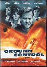 Ground Control. Sin radar... Sin contacto... Sin control