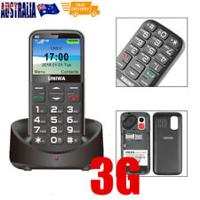 Brand new big button seniors citizen phone for elder unlocked 3g mobile phone