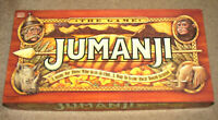 Vintage 1995 JUMANJI Board Game ~ Original Full Size Game 100% COMPLETE in EUC!!
