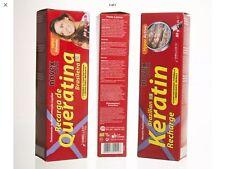 Brazilian Hair Treatment  Recharge Keratin Recarga de Queratina   3-Pack 80g