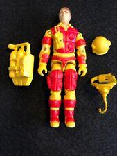 G.I. Joe Blowtorch 1984 80% Complete ARAH GI