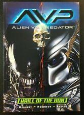 Alien vs Predator Thrill of the Hunt Dark Horse Digest Avp
