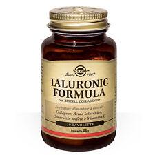 Solgar Ialuronic Formula Integratore 30 Tavolette