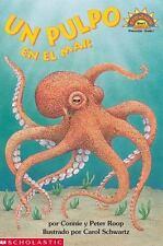 Octopus Under The Sea (un Pulpo En El Mar) Level 1 (Coleccion Hola, Lector:
