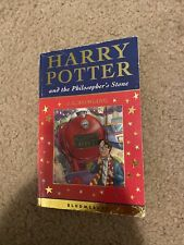 New ListingHarry Potter 1st print 2001 Philosopher's Stone Rowling J. K. Bloomsbury first