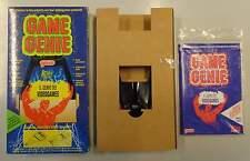 Gioco Game Console NINTENDO NES Trucchi Cheets - GAME GENIE - Gamegenie - Galoob