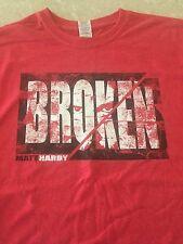 Matt Hardy Broken T'shirt.