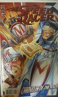 Speed Racer Chronicles of the Racer (IDW) #1 & 2 Covers A & B