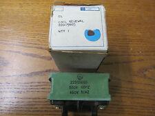 NEW NOS GE General Electric 22D156G5 Coil 550 Volts 60 Hertz 460 Volts 50 Hz