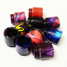 SUNME Wide Bore Resin Drip Tips Cap for TFV8 Big Baby Beast TFV12 Prince T-Prive