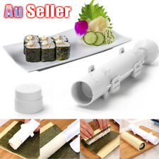 Sushi Tube Kit Machine Apparatus Rolling Rice Roller Mold DIY Maker Tool Kitchen