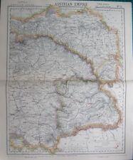 1800-1899 Date Range Political Map Antique Europe Atlas Maps