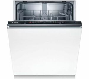 BOSCH Serie 2 SMV2ITX18G Full-size Fully Integrated WiFi Dishwasher - Currys