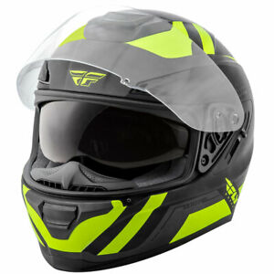 2018 Fly Racing Sentinel Full Face Motorcycle Street Helmet -Pick Size & Color