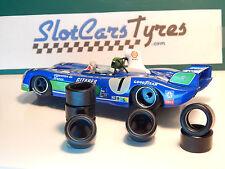 Slot It - 8 tires Matra 670 - Us