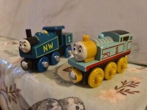Thomas & Friends Genuine Wooden Railway Thomas's Timeless Journey Anniversary