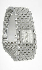 BEDAT & CO. STAINLESS STEEL AND DIAMOND LADY'S WATCH NO.3 REF.308