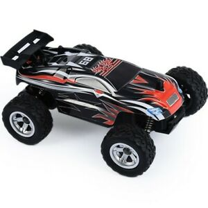 RC Racing Car Land Monster 1:24 scale red color