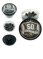 SSR Paintball Rubber-Steel Balls - Pack of 100