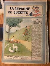 LA SEMAINE DE SUZETTE N°11 du 10/10/1946 - LE CHAPEAU ENCHANTE - ca107