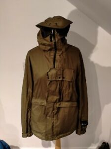 C.p Company Adidas Explorer Goggle Jacket Small (Deadstock, Tela, Spzl, Ardwick)