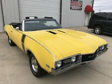 1968 Oldsmobile 442 REAL DEAL 442 CONVERTIBLE 455 BIG BLOCK