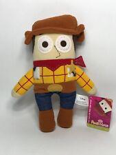 """Disney Pixar Pook A Looz Toy Story Woody Cowboy Stuffed 11"""" Plush Novelty Toy"""