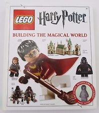 LEGO~HARRY POTTER~Building the Magical World~by DK~Hardcover~BOOK ONLY!~1+ SHIP