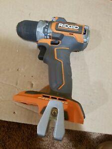 Ridgid R8701 Sub Compact Brushless Drill/Driver Bare Tool, VG