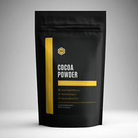 Cocoa Powder Extract (100g) High Quality Tryptophan Source - Nootropic Source