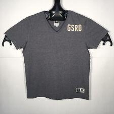 G-STAR RAW Hannibal GSRD V-Neck T-Shirt GREY XL