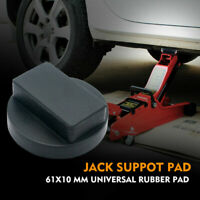 Jack Jacking Point PAD Lifting Support Hard Rubber 61X10MM Fit For Mercedes Benz