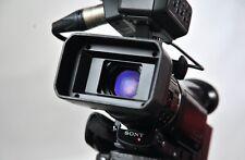 HVR-A1E videocamera digitale SONYHDV PRO ottica ZEISS e 2 ingressi audio