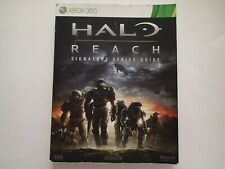 HALO REACH Signature Series Guide BOOK, Microsoft Game Studios, XBOX 360, Combat