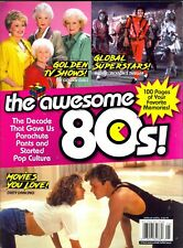 The Awesome 80s! (Golden Girls-Dirty Dancing-MIchael Jackson-Pac Man-Rocky...)