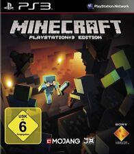 Ps3/Sony PlayStation 3 juego-Minecraft (alemán) (con embalaje original)
