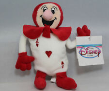 Disney Bean Bag Plush - Alice in Wonderland, Red Card